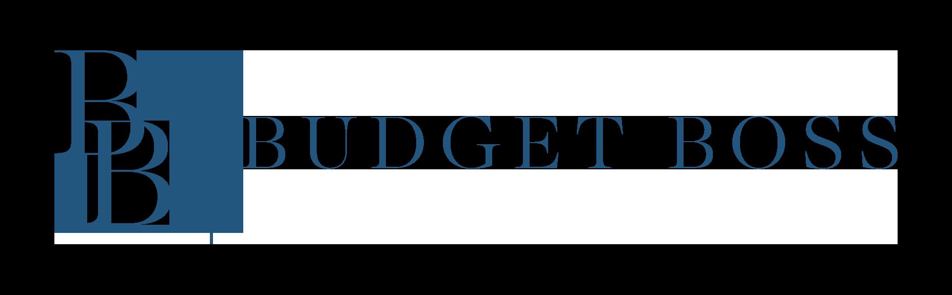 Budget Boss Logo